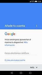 Huawei P10 - E-mail - Configurar Gmail - Paso 8