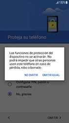 Samsung Galaxy J5 (2017) - Primeros pasos - Activar el equipo - Paso 16