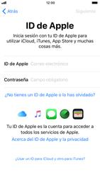 Apple iPhone 6s iOS 11 - Primeros pasos - Activar el equipo - Paso 17