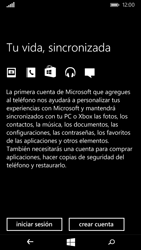 Microsoft Lumia 535 - E-mail - Configurar Outlook.com - Paso 7