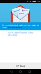 Huawei P8 - E-mail - Configurar Gmail - Paso 6