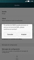 Huawei Y5 - MMS - Configurar el equipo para mensajes de texto - Paso 7