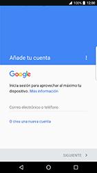 BlackBerry DTEK 50 - E-mail - Configurar Gmail - Paso 9