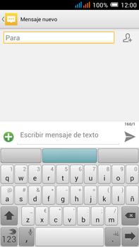 Alcatel Pop C9 - MMS - Escribir y enviar un mensaje multimedia - Paso 5