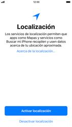 Apple iPhone 6s iOS 11 - Primeros pasos - Activar el equipo - Paso 21
