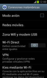 Samsung S7560 Galaxy Trend - Internet - Configurar Internet - Paso 5