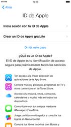 Apple iPhone 6 Plus iOS 8 - Primeros pasos - Activar el equipo - Paso 13