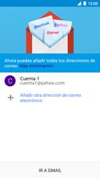 BQ Aquaris U - E-mail - Configurar Yahoo! - Paso 15