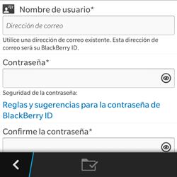 BlackBerry Q5 - Aplicaciones - Tienda de aplicaciones - Paso 9