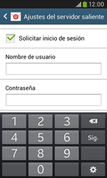Samsung S7580 Galaxy Trend Plus - E-mail - Configurar correo electrónico - Paso 13