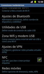 Samsung I8160 Galaxy Ace II - Internet - Activar o desactivar la conexión de datos - Paso 5