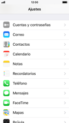 Apple iPhone 5s - iOS 11 - E-mail - Configurar Gmail - Paso 3