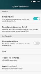 Huawei Y5 - MMS - Configurar el equipo para mensajes multimedia - Paso 5