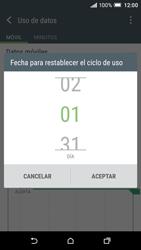 HTC One A9 - Internet - Ver uso de datos - Paso 7