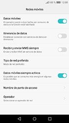 Huawei Y6 (2017) - MMS - Configurar el equipo para mensajes multimedia - Paso 5