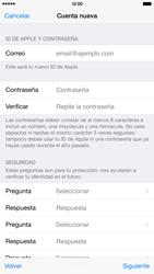 Apple iPhone 6 Plus iOS 8 - Aplicaciones - Tienda de aplicaciones - Paso 13