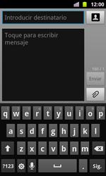 Samsung I8160 Galaxy Ace II - MMS - Escribir y enviar un mensaje multimedia - Paso 4