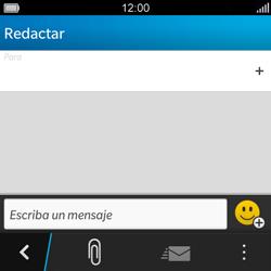 BlackBerry Q5 - MMS - Escribir y enviar un mensaje multimedia - Paso 5