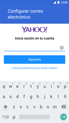 BQ Aquaris U - E-mail - Configurar Yahoo! - Paso 9