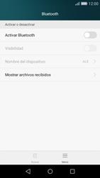 Huawei P8 Lite - Connection - Conectar dispositivos a través de Bluetooth - Paso 4