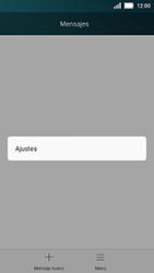 Huawei Y5 - MMS - Configurar el equipo para mensajes de texto - Paso 4