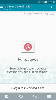 Samsung N910F Galaxy Note 4 - E-mail - Configurar correo electrónico - Paso 19