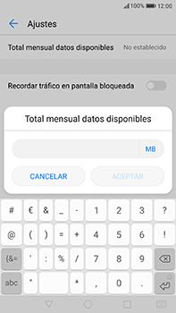 Huawei P10 Plus - Internet - Ver uso de datos - Paso 6