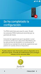 BlackBerry DTEK 50 - Primeros pasos - Activar el equipo - Paso 20