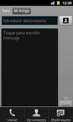 Samsung I8160 Galaxy Ace II - MMS - Escribir y enviar un mensaje multimedia - Paso 8