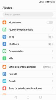 Huawei Mate 9 - Internet - Configurar Internet - Paso 3