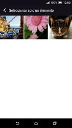 HTC One A9 - MMS - Escribir y enviar un mensaje multimedia - Paso 20