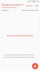 Samsung Galaxy S7 Edge - E-mail - Configurar Yahoo! - Paso 8