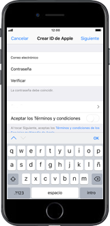 Apple iPhone SE - iOS 11 - Aplicaciones - Tienda de aplicaciones - Paso 8