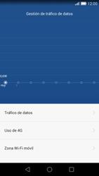 Huawei Ascend G7 - Internet - Ver uso de datos - Paso 5