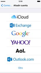 Apple iPhone 6 iOS 8 - E-mail - Configurar Yahoo! - Paso 5