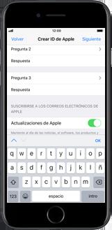 Apple iPhone SE - iOS 11 - Aplicaciones - Tienda de aplicaciones - Paso 13