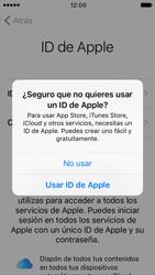 Apple iPhone 5s iOS 10 - Primeros pasos - Activar el equipo - Paso 17