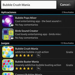 BlackBerry Q5 - Aplicaciones - Tienda de aplicaciones - Paso 5