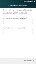 Huawei Y5 - E-mail - Configurar Yahoo! - Paso 11