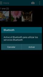 Samsung G850F Galaxy Alpha - Connection - Transferir archivos a través de Bluetooth - Paso 9
