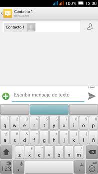 Alcatel Pop C9 - MMS - Escribir y enviar un mensaje multimedia - Paso 9