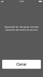 Apple iPhone SE - iOS 11 - MMS - Configurar el equipo para mensajes de texto - Paso 6