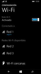 Microsoft Lumia 535 - WiFi - Conectarse a una red WiFi - Paso 8
