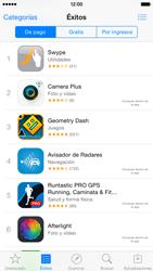 Apple iPhone 6 iOS 8 - Aplicaciones - Descargar aplicaciones - Paso 7