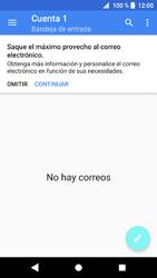 Sony Xperia XZ1 - E-mail - Configurar correo electrónico - Paso 24
