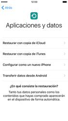 Apple iPhone 6s iOS 10 - Primeros pasos - Activar el equipo - Paso 16