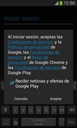 Samsung S7580 Galaxy Trend Plus - E-mail - Configurar Gmail - Paso 12