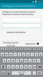 Samsung G900F Galaxy S5 - E-mail - Configurar correo electrónico - Paso 6