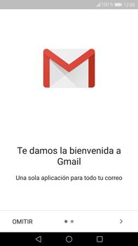 Huawei Mate 9 - E-mail - Configurar Gmail - Paso 4