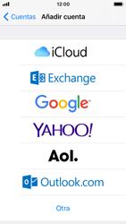 Apple iPhone SE - iOS 11 - E-mail - Configurar Yahoo! - Paso 5